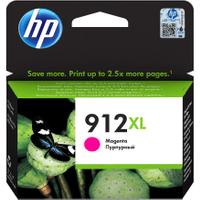 HP 912XL (3YL82AE) Original High Capacity Magenta Ink Cartridge