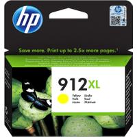 HP 912XL (3YL83AE) Original High Capacity Yellow Ink Cartridge