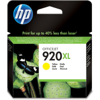 HP 920XL Yellow High Capacity Ink Cartridge (Original)
