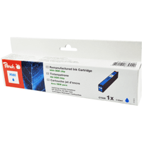 HP 980 ( D8J07A ) Compatible Cyan Ink Cartridge
