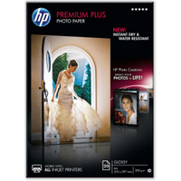 HP CR672A A4 Glossy Photo Paper 300gsm 20 sheets