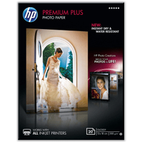 HP CR676A 13cmx18cm Glossy Photo Paper 300gsm 20 sheets