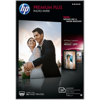 HP CR677A 10cmx15cm Glossy Photo Paper 300gsm 25 sheets