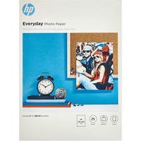 HP Q5451A A4 Glossy Photo Paper 200gsm 25 sheets