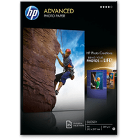 HP Q5456A A4 Glossy Photo Paper 250gsm 25 sheets