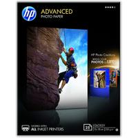 HP Q8696A 13cmx18cm Glossy Photo Paper 250gsm 25 sheets