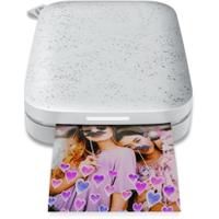 HP Sprocket 200 Portable Photo Printer (Luna Pearl)