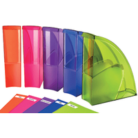 Image of Happy by CEP Magazine File Multicoloured (Pack of 5) 674+*5 Happy