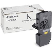 Kyocera TK-5220K Black Toner Cartridge (Original)
