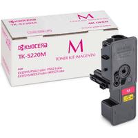 Kyocera TK-5220M Magenta Toner Cartridge (Original)