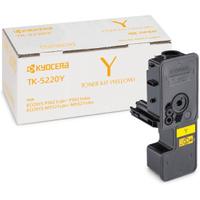 Kyocera TK-5220Y Yellow Toner Cartridge (Original)