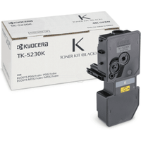 Kyocera TK-5230K Black High Capacity Toner Cartridge (Original)