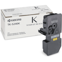 Kyocera TK-5240K Black Toner Cartridge (Original)