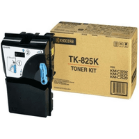 Kyocera TK-825K Black Toner Cartridge (Original)