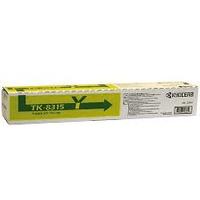 Kyocera TK-8315Y Yellow Toner Cartridge (Original)