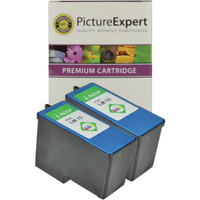Lexmark 15 / 018C2110E Compatible Colour Ink Cartridge ** TWIN PACK DEAL **