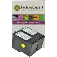 Lexmark 34/32 & 35/33 Maximum Capacity Compatible Black/Colour Ink Cartridge Pack