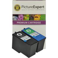 Lexmark 4 / 5 18C1974 / 18C1960 Compatible Black & Colour Ink Cartridge Pack