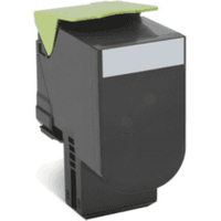 Lexmark 702K Black Toner Cartridge (Original)