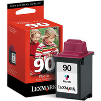 Lexmark 90 / 12A1990 Original Photo Ink Cartridge