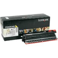 Lexmark C540X34G Yellow Developer Unit (Original)