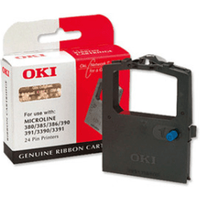 OKI 01126301 Black Nylon Ribbon (Original)