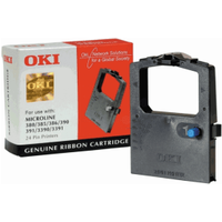 OKI 09002309 Black Nylon Ribbon (Original)