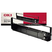 OKI 9002311 Black Nylon Ribbon (Original)