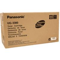 Panasonic UG3380 Black Toner Cartridge (Original)