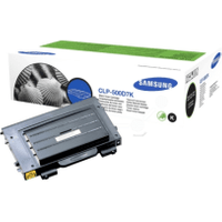 Samsung CLP-500D7K Black Toner Cartridge (Original)