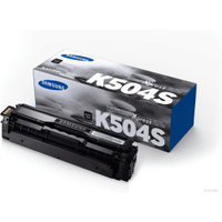 Samsung CLT-K504S (SU158A) Black Toner Cartridge (Original)