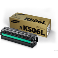 Samsung CLT-K506L (SU171A) Black High Capacity Toner Cartridge (Original)