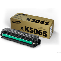 Samsung CLT-K506S (SU180A) Black Toner Cartridge (Original)