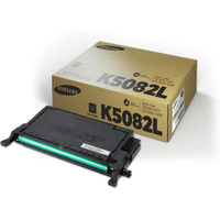 Samsung CLT-K5082L (SU188A) Black High Capacity Toner Cartridge (Original)