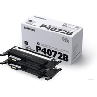 Samsung CLT-P4072B (SU381A) Original Black Toner Cartridge Twinpack (Original)