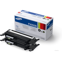 Samsung CLT-P4092B (SU391A) Original Black Toner Cartridge Twinpack (Original)