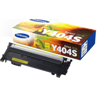 Samsung CLT-Y404S Original Yellow Toner Cartridge (HP SU444A)