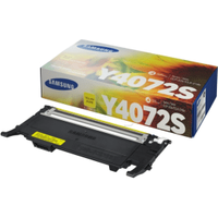 Samsung CLT-Y4072S (SU472A) Yellow Toner Cartridge (Original)