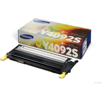 Samsung CLT-Y4092S (SU482A) Yellow Toner Cartridge (Original)