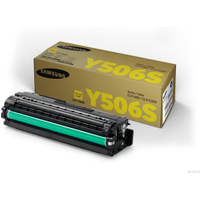 Samsung CLT-Y506S (SU524A) Yellow Toner Cartridge (Original)