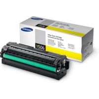 Samsung CLT-Y506S Original Yellow Toner Cartridge