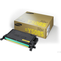 Samsung CLT-Y5082S (SU533A) Yellow Toner Cartridge (Original)