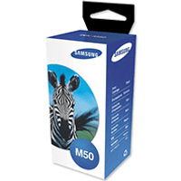 Samsung INK-M50 Black Ink Cartridge (Original)