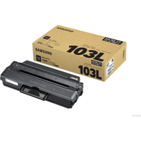 Samsung MLT-D103L (SU716A) Black High Capacity Toner Cartridge (Original)