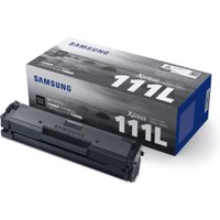 Samsung MLT-D111L (SU799A) Black High Capacity Toner Cartridge (Original)