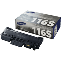 Samsung MLT-D116S (SU840A) Black Toner Cartridge (Original)
