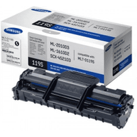 Samsung MLT-D119S (SU863A) Black Toner Cartridge (Original)