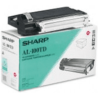 Sharp AL-100TD Original Black Toner Cartridge