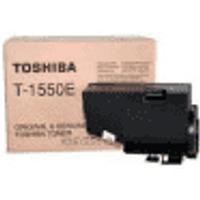 Toshiba T-1550E Original Black Toner Cartridge