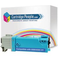 Compatible Xerox 106R01594 Cyan High Capacity Toner Cartridge